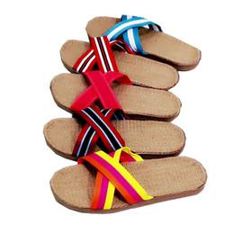 $enCountryForm.capitalKeyWord Australia - 18 Colors Girls Pink Flip Flops Love Pink Sandals Pink Letter house slippers Shoes Summer Soft Beach Slipper 2pcs pair T1I561