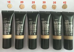 foundation pro longwear concealer NZ - Waterproof Pro Longwear Foundation Cosmetics 6 colors available Brand new in box DHL free