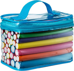 42-pack 7 tiges de curling flexibles