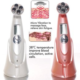 $enCountryForm.capitalKeyWord NZ - Face Skin EMS Mesotherapy Electroporation RF Radio Frequency Facial LED Photon Skin Care Device Face Lift Tighten Beauty Machine