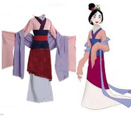 9f8cd7e145f7 hua mulan cosplay princess costume women costumes girl adults dress  halloween adult disfraz mulan adulto blue kid children