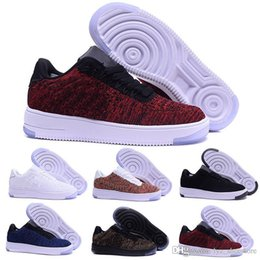 f4fef06308fb4 2018 hot sale New forces Classical All White black high cut men   women  Sports Casual Shoes Forceing one skate Shoes size 36-45 discount one shoes  women
