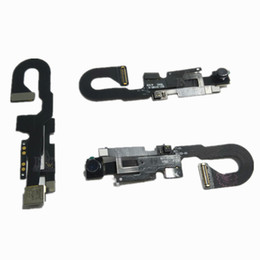 Iphone Oem Camera Replacement UK - OEM Front Camera For iPhone 8G 4.7 inch 8 Plus Facing Camera Module Flex Cable Replacement Parts 40PCS Lot DHL