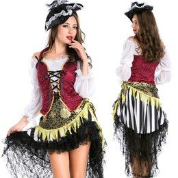 $enCountryForm.capitalKeyWord NZ - 2018 Nightclub Bar Sexy Queen Dress Cosplay Halloween Game Uniform Costume DS Dance Stage Costume Party Trailing Suit Photo Suit