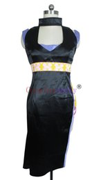 Chinese  Love Live! Soldier Game Ayase Eli Black Cheongsam Cosplay Costume S002 manufacturers
