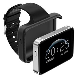 Wrist Watch Mp3 Mp4 UK - I5S Smart Watch Support SIM Card Driving Recorder Pedometer MP3 MP4 Player Remote for IOS Android