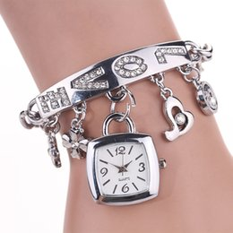 Discount watches like bracelets - bracelet watch sell like hot cakes Europe and the United States spot wholesale fashion LOVE bracelet watch manufacturer