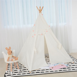 $enCountryForm.capitalKeyWord Canada - Love Tree Kids Teepee Tent Tipi Tent for kids White Children Play house Toy Kids Tents baby room children teepees for children