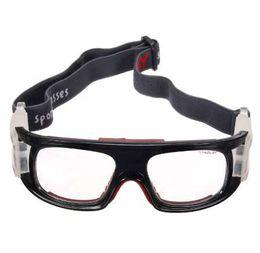 d8a1a8c50 Sports protective goggles glasses soccer online-Nuevo baloncesto fútbol  fútbol deportes gafas protectoras elástico ciclismo