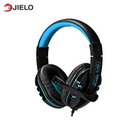 best game computers 2020 - Gaming pc Gaming headset Headphones Deep Bass Game Earphone Headset Best casque Computer Stereo Gamer with Microphone fo