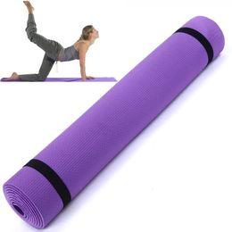 $enCountryForm.capitalKeyWord Canada - Yoga Mat 6mm No-slip Fitness Sport Gym Mats Pads Pilates Supplies For Yoga Exercise