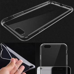 $enCountryForm.capitalKeyWord Australia - For iPhone X 0.5mm Soft Clear Transparent TPU Case Cover for iPhone 8 7 Plus 6S 6 Plus iPhoneX Ultra Thin