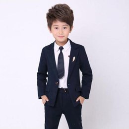 8a4ae13d Customized children's suits, boys, flower girl dresses, piano costumes, 3-12  years old boy suit, boy suit, two-piece suit