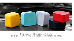 $enCountryForm.capitalKeyWord NZ - hot portable wireless car mobie phone speaker Colorful square Bluetooth Speaker Outdoor Gift Creative Mini Small Stereo