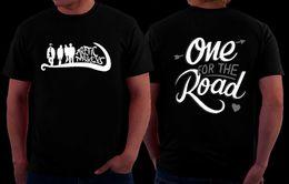 $enCountryForm.capitalKeyWord NZ - ARCTIC MONKEYS One for The Road -NEW MEN'S-DTG PRINTED T Shirt Men Black Short Sleeve Cotton Hip Hop T-Shirt Print Tee Shirts