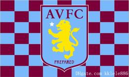 $enCountryForm.capitalKeyWord Canada - Aston Villa FC Flag 90 x 150 cm Polyester England Football Club Sports Banner