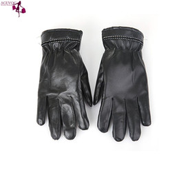 $enCountryForm.capitalKeyWord Australia - Driving good people Gloves Gloves elastic Fashion Solid Screen size Black Lined Warm Touch most fit One Winter Warm