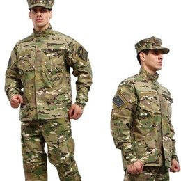 China Tactical shirt + pants multicam uniforms cp camouflage uniform wholesale army uniform for hunting war game cs cheap tactical war games suppliers