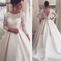 nigerian bridal train cap UK - Charming Plus Size Arabic Nigerian Wedding Dresses Beading Belt Cap Sleeve Stain Ruffles Backless Bridal Gowns