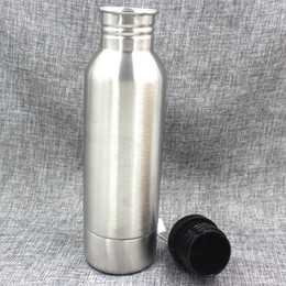 cold steel water bottle Australia - 2017 Hot Sale High Quanlity Beer Bottle ,Stainless Steel Cold Beer ,Water Bottle