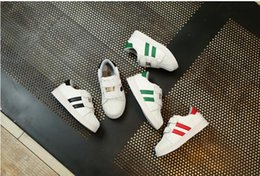 $enCountryForm.capitalKeyWord NZ - Hot Sale Fashion baby Casual Shoes Superstar Female Sneakers kids Zapatillas Deportivas Mujer Lovers Sapatos Femininos