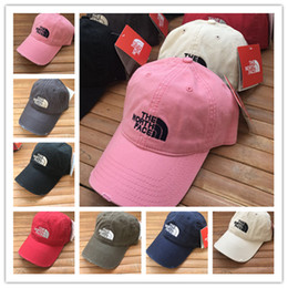 93be14b2a29fb Brand NF Baseball Hat The North Women Men Snapbacks Face Ripped Fashion  Solid Color Ball Caps Adjustable Autumn Winter Hats With tag best