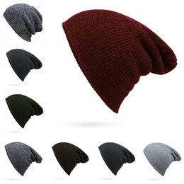 Bulk Lots 7 Dark Colors Stripe Braid Winter Hats Weave Beanie Gorras Luxury  Cap Fitted Hat Luxury Polo Hats Skull Caps Bucket Hats 1ce4dbb3e713