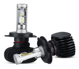 H11 online shopping - Car LED Headlights S1 Head Lamp H1 H3 H7 Near And Far Light Super Bright Lamp H8 H9 H11