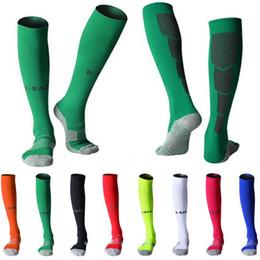Table legs online shopping - 2018 Adults Towel bottom Stockings Football Socks Ankle Support for Women Men Running Basketball Sport Socks Anti leg cramp Free DHL G494Q