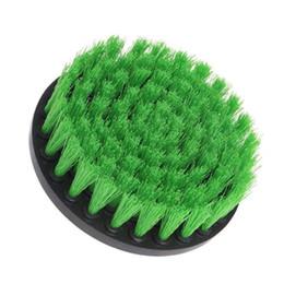 $enCountryForm.capitalKeyWord UK - Cheap Sponges 1pcs 5inch Drill Cleaning Brush Power Scrubber Stiff Scrub Brush Bit Pad Bathroom Tile Tool Car Auto accessories