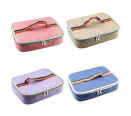 $enCountryForm.capitalKeyWord NZ - Portable Lunch Bags Insulated Design Thermal Cooler Lunch Box Cover Storage Bag - Outdoor Picnic Container Food Picnic Bag For Kids