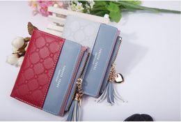 Wholesale Ladies Wallets Handbags NZ - Designer Wallets Famous Brand Women Wallet 2018 Fashion Women's Long Luxury PU Leather Baellerry HASP Solid Handbag Lady Clutch Purses 2018