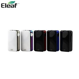 Eleaf Istick Box Australia - Original Eleaf iStick NOWOS 80W NOWOS Box MOD Built-in 4400mah Battery With QC 3.0 USB Cable