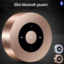 $enCountryForm.capitalKeyWord NZ - Good quality A8 Wireless Bluetooth Bass Speaker For iPhone Android MP3 Portable Audio Support 32G TF Card Mini Speaker DHL Free Shipping