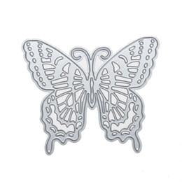 $enCountryForm.capitalKeyWord UK - Butterfly Cutting Dies Stencil for DIY Scrapbooking Photo Album Card Making Decoration Embossing Paper Card Craft Dies