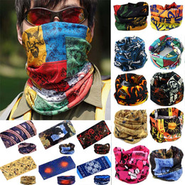 $enCountryForm.capitalKeyWord Canada - Outdoor Cycling Scarf Mask Magic Turban Sunscreen Hair Band Seamless Kerchief Leisure Travel Multi-functional Headband 24 Style JHH7-1335