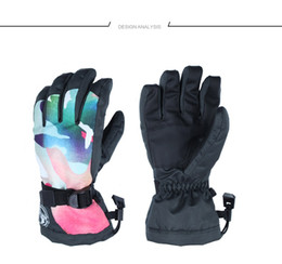 $enCountryForm.capitalKeyWord Canada - GSOUSNOW Womens Winter Ski Glove Snowboard Sports Warm Hiking Riding Outdoor Breathable Touch Screen Waterproof Glove One size