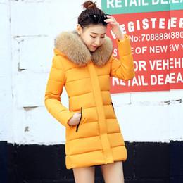 6 Fotos Abrigos amarillos para mujer en venta-Mujeres chaqueta de invierno  más el tamaño 2017 amarillo 15d5e4043188