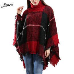 Shirt Poncho Australia - Ladies Girls Loose Cloak Female Fashion Poncho Women Autumn Spring Shirts Women Casual Shawl Scarf Ladies Clothing One Size