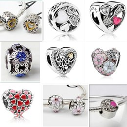 Kind bracelets online shopping - 2017 NEWEST KINDS Authentic Sterling Silver HOT SALES charms beads Fits European Ale Charm Bracelets freeshipping