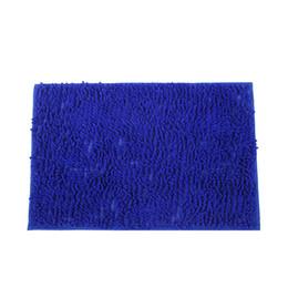 Velvet Mats UK - Mat For Chenille Velvet Wire Non Skid Living Room Bathroom Carpet Floor