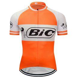 ae5a219b2 Summer Retro Cycling Jerseys Mtb BIG Cycling Shirt Bicycle Clothing Quick  Dry Bike Clothes Wear Men s Cycling Top Short Maillot