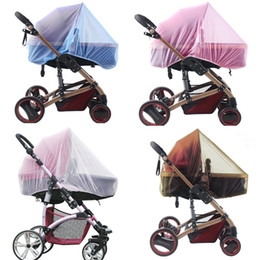 Cotton Cart NZ - 2017 New Baby Cart nets Kids Infant Stroller Pushchair Mosquito Insect Net Buggy Cover