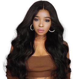 $enCountryForm.capitalKeyWord Australia - Fashion top grade aaaaaaaaaaa 100% unprocessed virgin remy human hair long natural color big curly full lace cap wig best for women