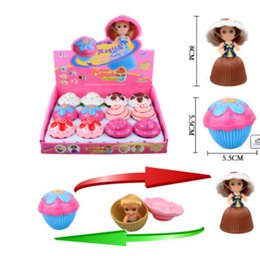 $enCountryForm.capitalKeyWord Canada - Mini Cupcake Doll Originality Cake Princess Fruits Aroma Dolls Reversible Magic Toys Popular For Girls Birthday Gifts Hot Sale 3 8xr Z