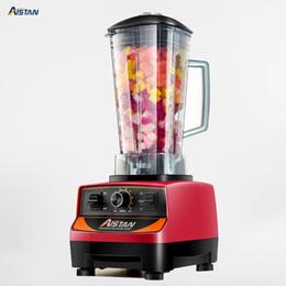 A5200 Batidora de frutas con jugo de hielo, batidora eléctrica multifuncional, potente y comercial con batidora mezcladora bpa 3HP