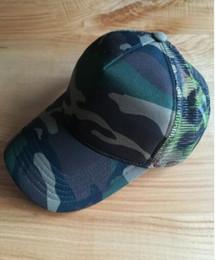 eb928239 New Arrival MEN'S HATS Men Camo Baseball Caps Mesh for Spring Summer  Outdoor Camouflage Jungle Net Ball Base Army Cap Hot