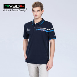 f10ce6dd0 Vsd 2017 New Summer Big Size Cotton Camisas Polo Shirts Man Short Sleeve  Breathable Famous Brand Printing Men  S Polos Homme Y680