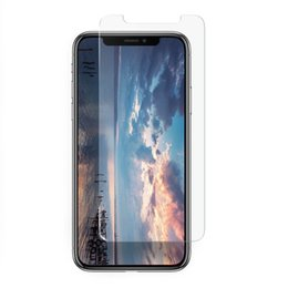 $enCountryForm.capitalKeyWord UK - For 2018 NEW Iphone XR XS MAX X Tempered Glass Screen Protector IphoneX 8 8Plus 7 7Plus 6 6S Plus 5 5S 0.26mm 2.5D 9H Protective film