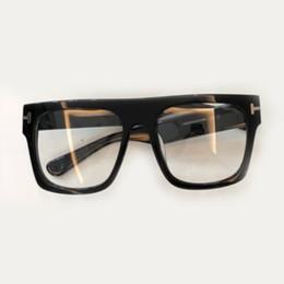 6bcb14a0f055 Optical Frames New For Men Australia - Vintage Square Eyeglasses For Men  2019 Full Acetate Optical